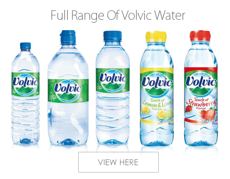 Volvic Bottled Water