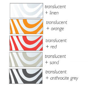 Wave Colour Options Available