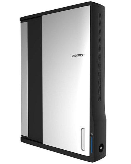 Ergotron Zip12 Tablet Charging Wall Cabinet Huntoffice Ie