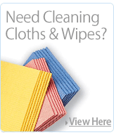 Cleaning Cloths & Wipes