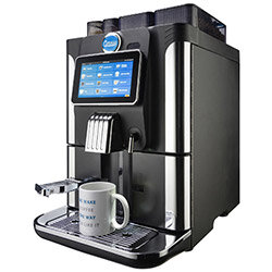 Business Bean to Cup Coffee Machines