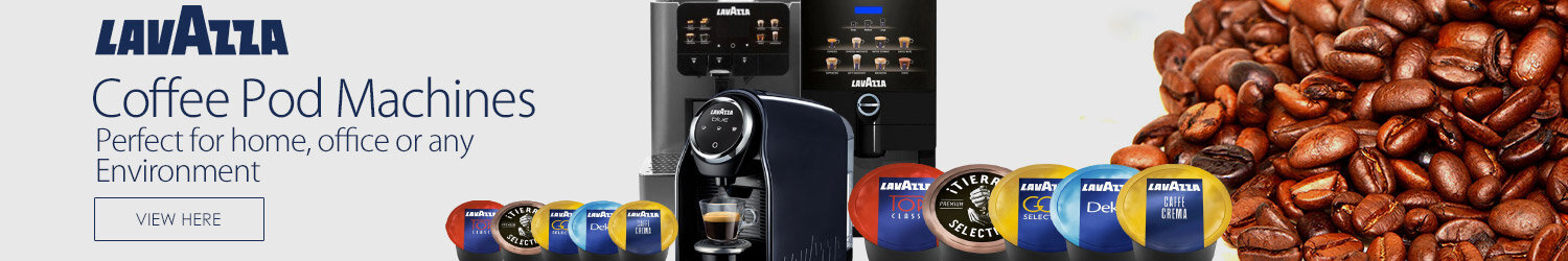Lavazza Coffee Pod Machines