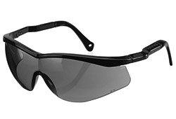 Dark Grey Lens Safety Glasses