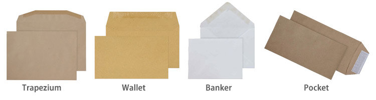 envelope types