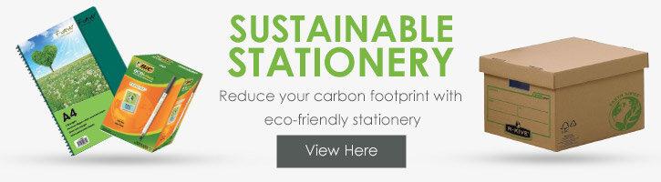 Sustainable Stationery