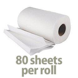 sheets Paper Kitchen Towels Rolls
