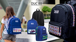 Duc BB shool bag
