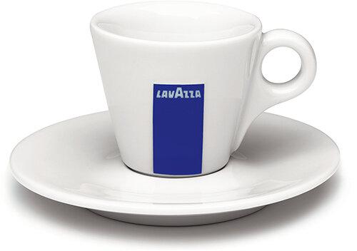 Lavazza espresso ceramic cups