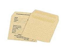 printed wage envelopes