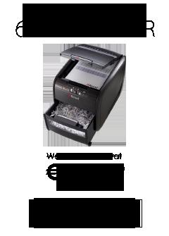 Rexel AutoPlus 60X Shredder