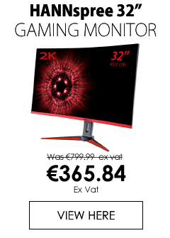 Hannspree 32 inch Gaming Monitor