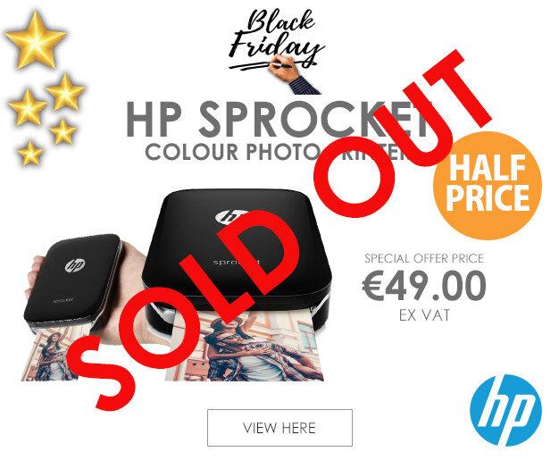HP Sprocket Colour Photo Printer