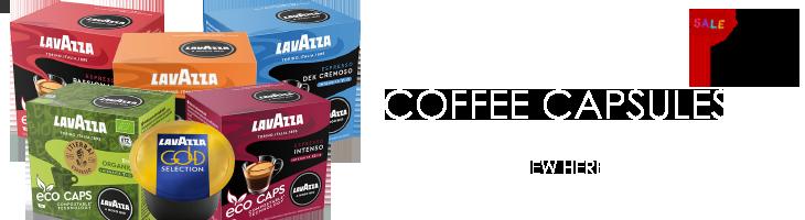 Lavazza Coffee Capsules