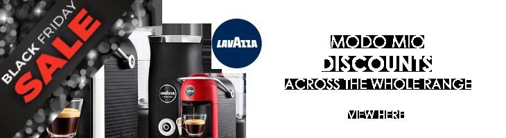Lavazza Modo Mio - Discounts Across the Full Range