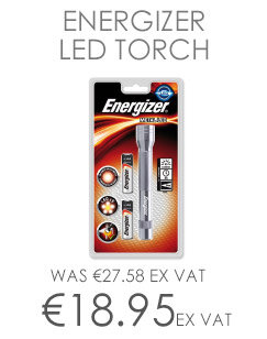 Energiser LED Torch