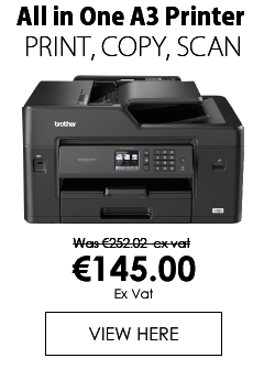 Brother All in One A3 Printer MFCJ6530DW