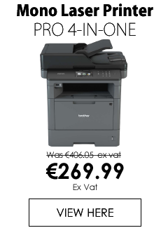 Brother Mono Laser Printer MFC-L5700DN Pro 4-In-One