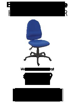 Ergonomic Posture Chair - Blue