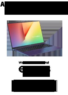 Asus 15.6 inch X512 Laptop
