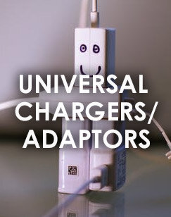 Universal Adapters & Chargers