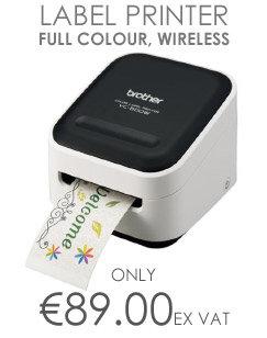 Brother VC-500W Design 'n' Craft Printer