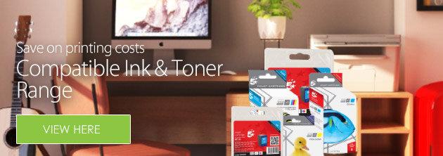 Compatible Ink & toner