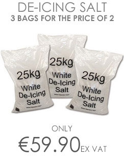High Purity White De-Icing Salt 3-For-2 Offer