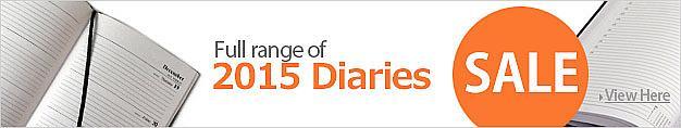 2015 Diaries