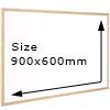 Whiteboard Size