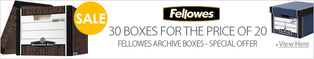 Fellowes Archive Boxes - Special Offer