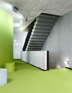 Reception Flooring