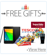 Free Gifts Are Back At HuntOffice.ie