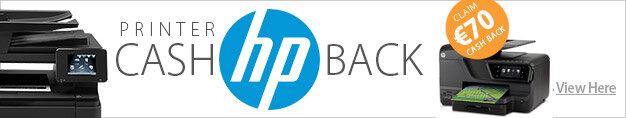 HP Printer Cash Back