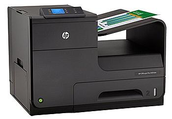 HP OfficeJet Pro X451DW Colour Inkjet Printer