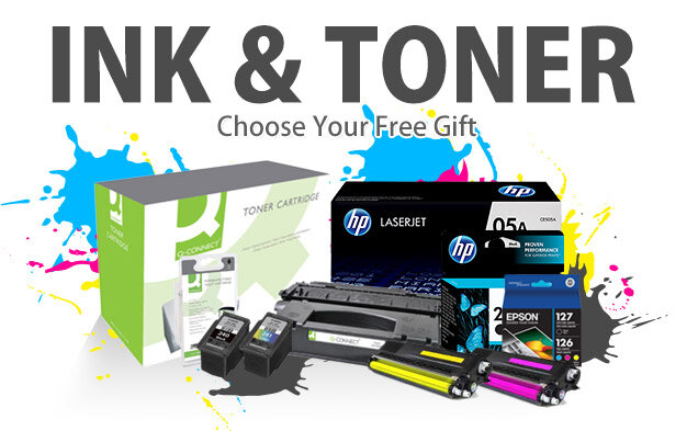 Ink And Toner