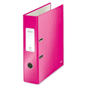 Pink Lever Arch Files