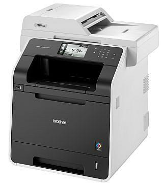 Brother MFC-L8850CDW Professional Colour All-In-One Printer Fax Wireless