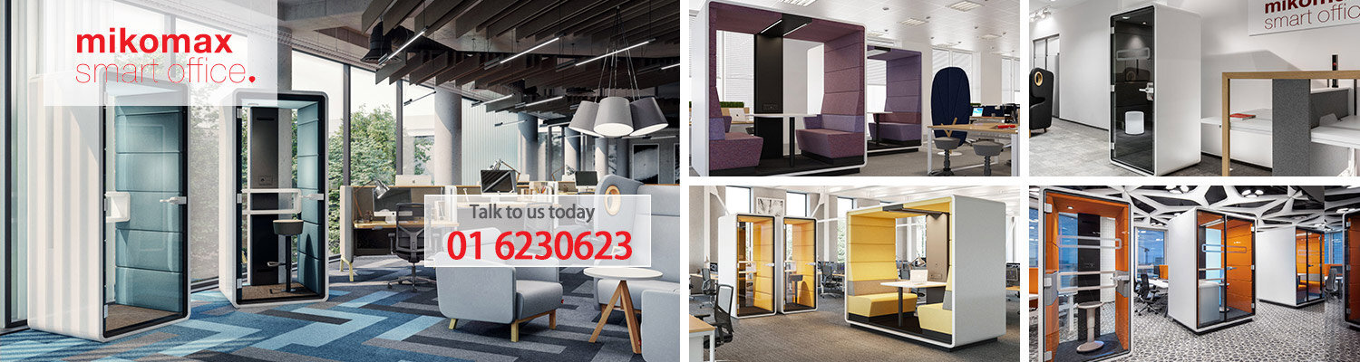 Mikomax Smart Office Interiors