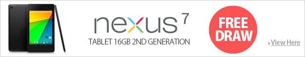 Google Nexus 7 Draw