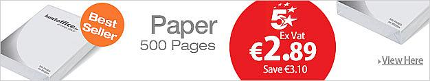 Best Price A4 80gsm White Paper 500 Sheets