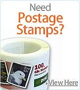 Need postage stamps?
