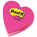 Post-it Z-Note Dispenser Heart Ref HD330