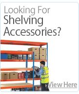 Steel Shelving Accessories