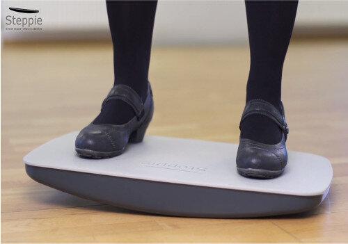 Steppie Balance Board For Stand Up Desks Huntoffice Ie