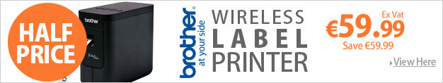 Brother PT-P750W Professional PC Label Printer Wireless