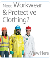 Work wear & protective Clothing